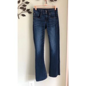 American Eagle Artist Flair Jeans